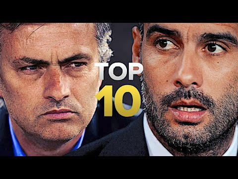 TOP 10 Best Football Managers - 2016