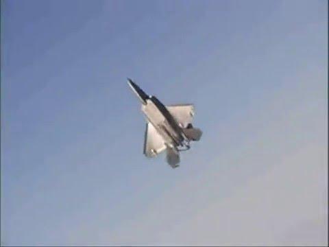 F-22 Supermaneuver
