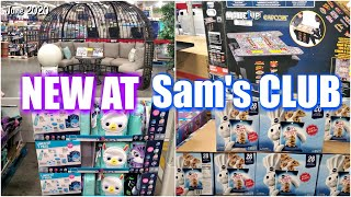 NEW AT SAM'S CLUB SHOP WITH ME JUNE 2020