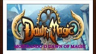 Mostrando o jogo Dawn Of Magic