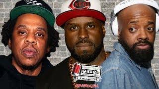 Funk Flex Says Jay-Z Did Jermaine Dupri Dirty To Get NFL Deal?!?!