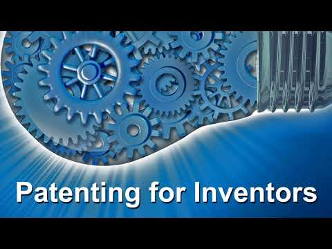Patenting for Inventors Podcast Ep. 7 - The Patent Application Process