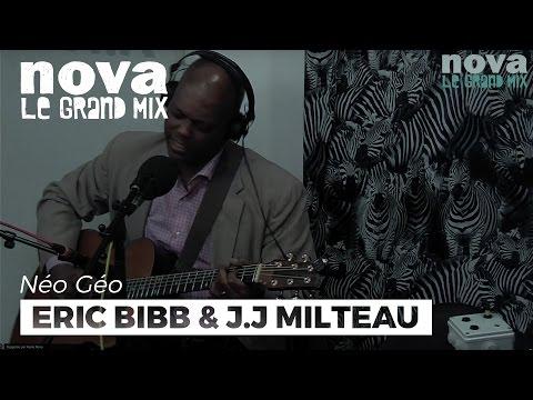 Eric Bibb & Jean-Jacques Milteau bientôt dans Néo Géo - Nova
