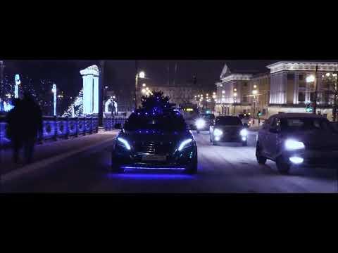 Zivert - Fly / Зиверт - Флай / Mercedes - Benz S - Class W222 AMORAL