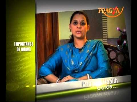 Importance of Guava-nutrition facts and health benefits by Rashmi Bhatia(Dietitian)