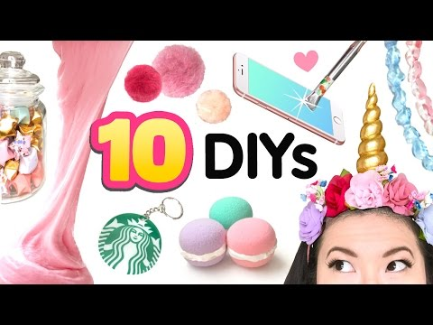 5-Minute Crafts To Do When You're BORED!! Quick and Easy DIY Ideas!