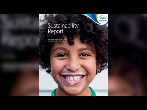 Why did we do the Sustainability Report? Gary Philip, GM Group SR Reporting