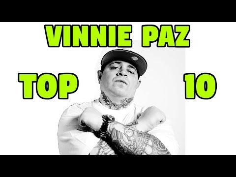 Vinnie Paz Top 10 Songs ( BEST OF )