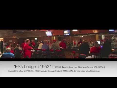 Elks Lodge Game Night Garden Grove CA