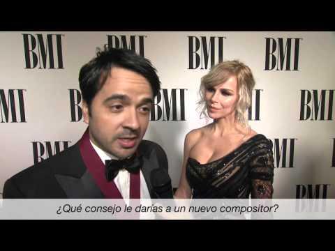 Luis Fonsi Entrevista – Los Premios Latinos BMI 2016