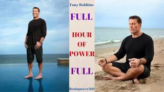 Tony Robbins 2017 Hour Of Power - Motivation For Depression