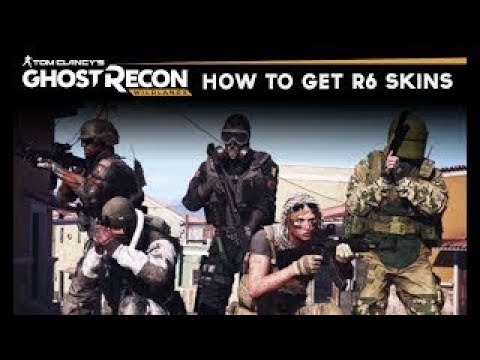 Ghost Recon Wildlands All Icons And how to unlock