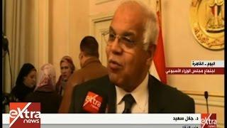 فيديو.. جلال سعيد: جهاز تنظيم النقل البري سيحسن الخدمات المقدمة للركاب