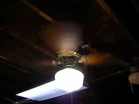 winco decorative ceiling fan - youtube