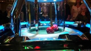 Electronic Craps Machine at Bellagio, Las Vegas