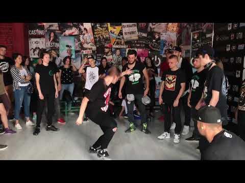 MYWAY DANCE FEST vol. KRUMP part-2 | EPISODE #3