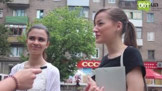 Почему запорожцы уезжают из Запорожья (видео 061.ua)