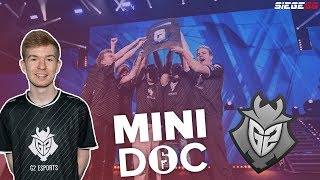 In the first SiegeGG MiniDoc, we dive into G2 Esports's road to bec...