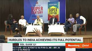 Book Launch: Raghav Bahl's #SuperCentury: What India Must Do To Rise by 2050'