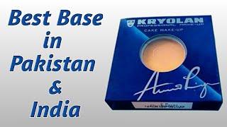 Best Kryolan cake makeup in Pakistan and India.
