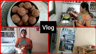#simpleteluguhousewife useful kitchen tips and pallila nuvvula  ఉండలు (some chitchat)
