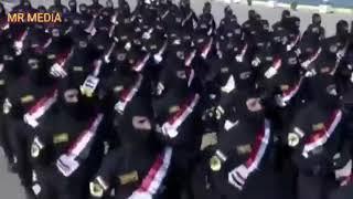 اقوى موسيقى عسكرية اهداء الى الجيش العراقي 🇮🇶❤