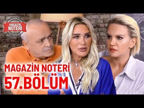 Magazin Noteri 57. Bölüm  | Konuk: Seren Serengil 30.09.2019