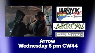"""Arrow"" on the Radio: 99.5 WQYK"
