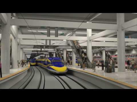California High Speed Rail - YouTube