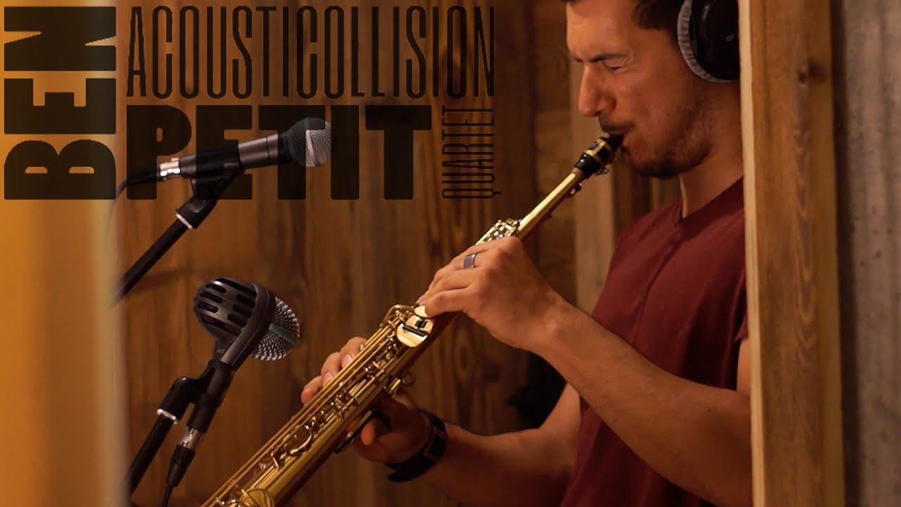 Benjamin Petit | Acousticollision Quartet - 5° Sud