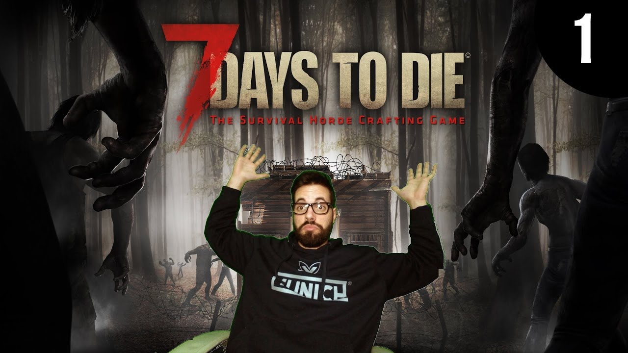 7 days to die 1 primeros pasos gameplay espa ol ps4 for Cocinar en 7 days to die ps4