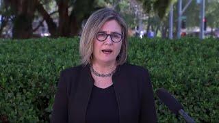 Santa Clara County Health Officer Says Coronavirus Preventive Measures Working; Easing Not Imminent