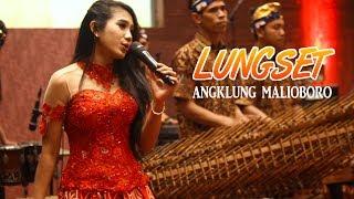 LUNGSET - Angklung Malioboro CAREHAL Feat Penyanyi Cantik ESSY MARIA (Live At Alana Hotel)