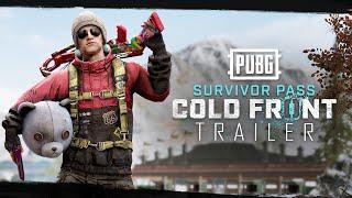 Survivor Pass : COLD FRONT | PUBG