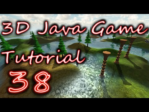 OpenGL 3D Game Tutorial 38: Shadow Mapping (1/2)