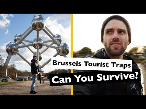 Are the Brussels TOURIST TRAPS Worth It? | SURVIVAL GUIDE