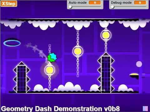 Geometry Dash (clone) For Scratch Community Documentation | Geometry