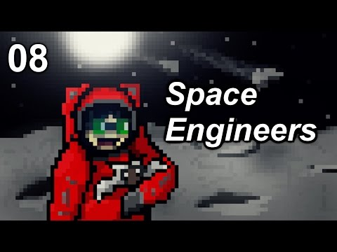 Space Engineers Meteor Storm Survival Episode 08 thumbnail