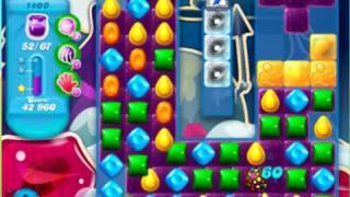 Candy Crush Soda Saga Level 1400 - NO BOOSTERS **