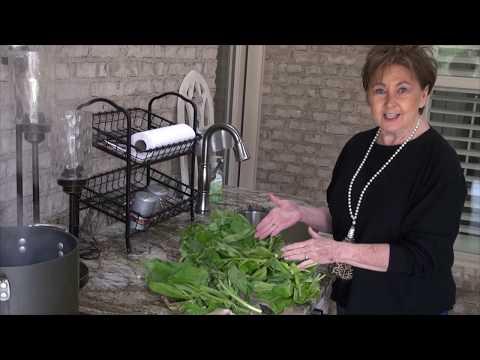 2018 How to Cook Turnip Greens