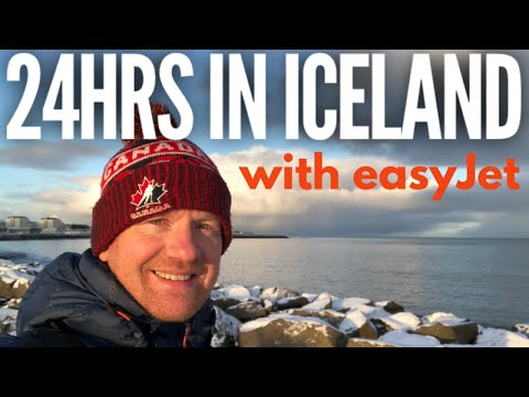 24 Hours In Reykjavik With EasyJet - Was It So Easy? Iceland Adventures On A Budget!