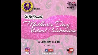 Mt. Vernonites' Mother's Day Virtual Celebration!!!