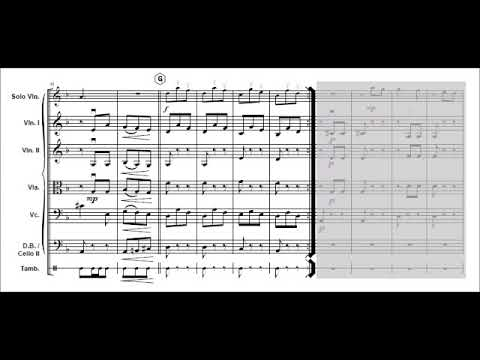 Suite from Carmen part 1