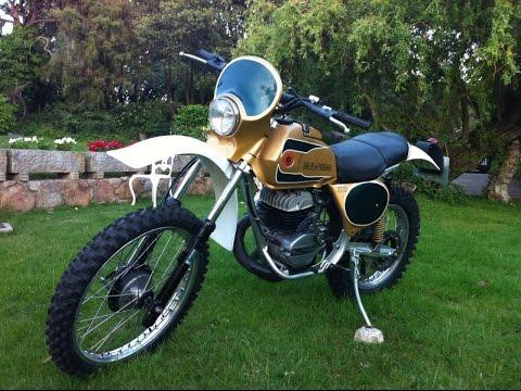 Bultaco Frontera Gold Medal 370 1978 KinoDRD 1080P