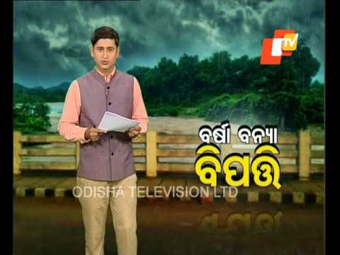 Special live bulletin on flood, waterlogging situation in Odisha