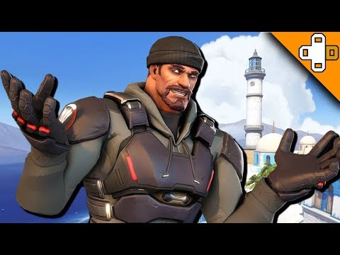 Guess I'll Die - Overwatch Funny & Epic Moments 208