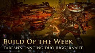 Build of the Week S8E3: Tarpan's Dancing Duo Juggernaut