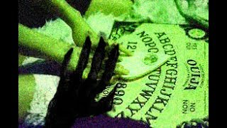 ZOZO OUIJA BOARD DEMON CAUGHT ON TAPE (SCARY)