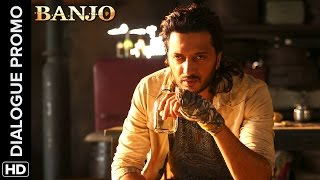 Riteish describes his way of life | Banjo | Dialogue Promo