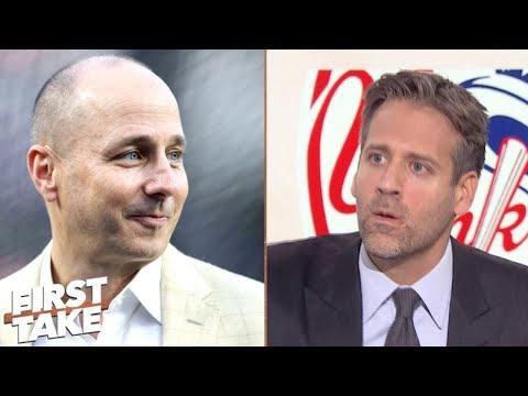 "Yankees GM Brian Cashman ""isn't doing a good enough job"" - Max Kellerman | First Take"